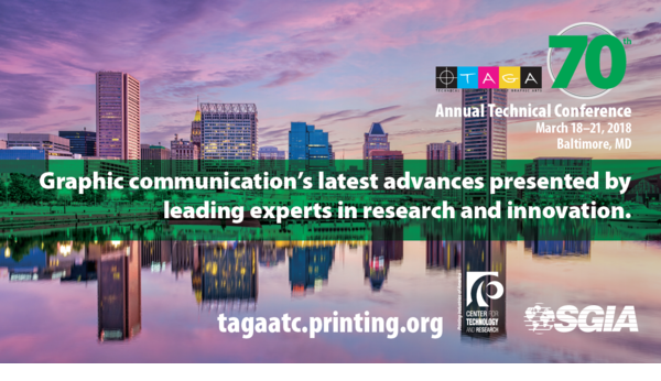 Graphic communication's latest advances presented by leading experts in research and innovation!