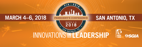 Innovations in Change 2018 President's Conference Schedule Unveiled